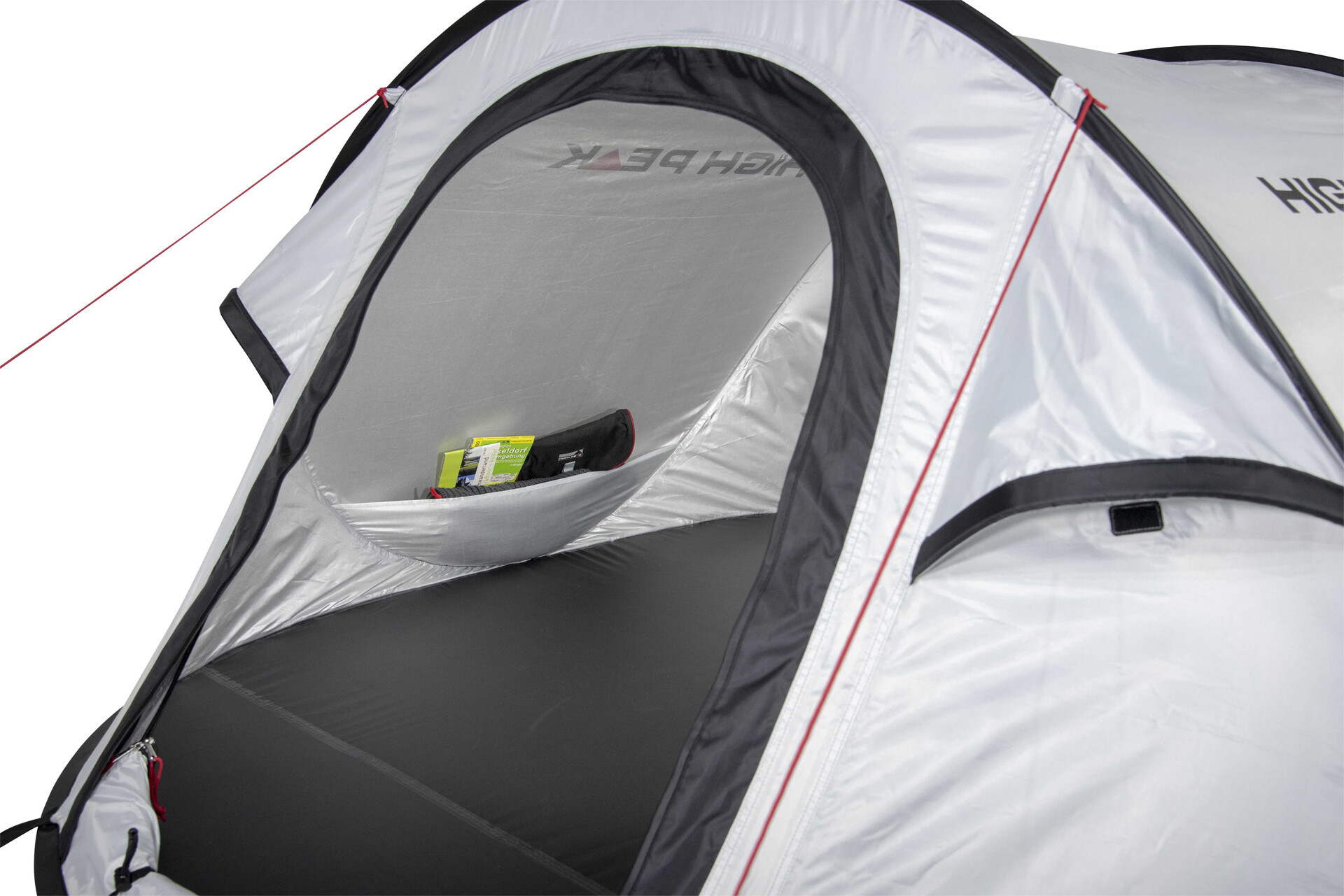 High Peak Vision 3 Telt, pearl | Find outdoortøj, sko